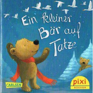 Cover Bär auf Tatze - klein